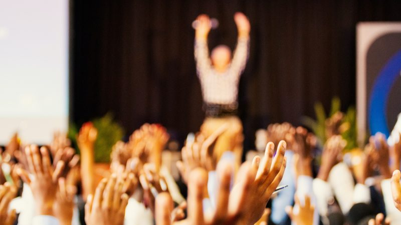 Event Marketing: Building A Community Around Your Topic